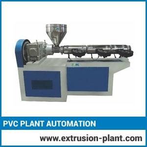 pipe extrusion machine manufacturer